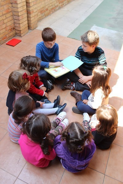 #COMENIUS BOOK DAY! SHARING EXPERIENCES BETWEEN 5TH GRADE AND PRESCHOOLERS #eTwinning | ICT IN BILINGUALISM | Scoop.it