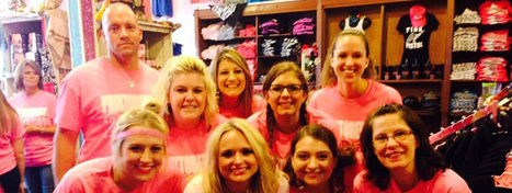 Miranda Lambert Opens Pink Pistol Store in Texas Hometown | Country Music Today | Scoop.it