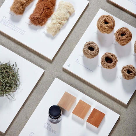 This Wool Is Made From The Pine Needles You'd Normally Trash | Recycled News! - Curated by CleanRiver Recycling Solutions | Scoop.it