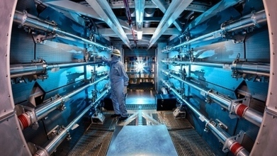 Nuclear fusion hits energy milestone | The Frontier | Scoop.it