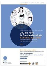 Portail UCO - Journée jeu de rôle et bande dessinée | Jeux de Rôle | Scoop.it
