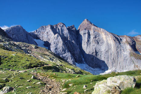 Le Petit Vignemale (versant Gaube) | Fredorando | Scoop.it