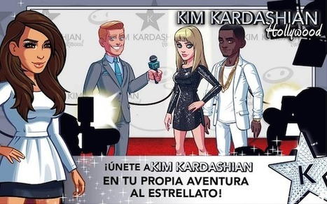 Kim Kardashian: Hollwood, el nuevo Candy Crush | Todo sobre Android | Scoop.it