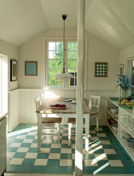 Une maison danoise en bois rouge     PLANETE DECO a homes worldPLANETE DECO a homes world   Meubles-décorations   Scoop.it