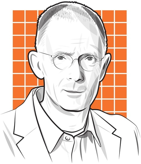 William Gibson talks about 'The Peripheral,' the power of Twitter, and his next book set in today's Silicon Valley | William Gibson - Interviews & Non-fiction | Scoop.it