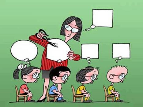 Öğretmenler kalıplaştırmamalı, yol açmalı... | educational technology | Scoop.it