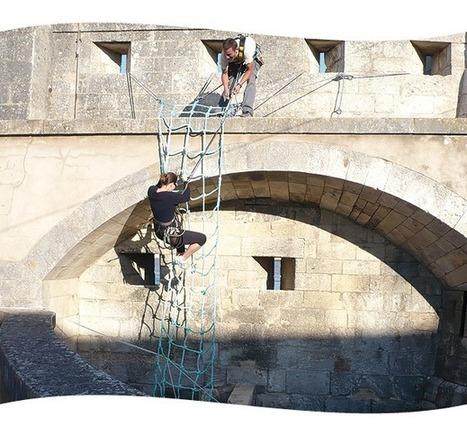 Louvoyades - Team building esprit Fort Boyard | Evénements, séminaires & tourisme d'affaires à La Rochelle | Scoop.it