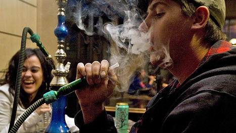 Teen cigarette and pot smoking rates are down | Are Electronic Cigarettes Safe? | Scoop.it