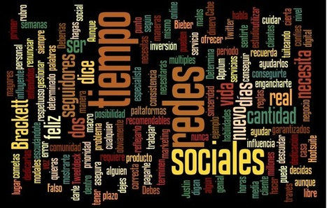 5 falsas ideas sobre el trabajo en redes sociales | Empresa 3.0 | Scoop.it