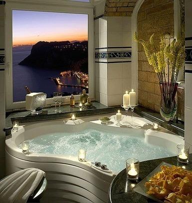 [Inspiration] Idées de décoration de salle de bains de rêves   maison   Scoop.it