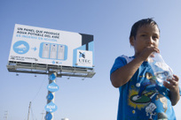 Finally, a Billboard That Creates Drinkable Water Out of Thin Air | TIME.com | Nouvelles tendances | Scoop.it