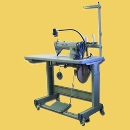 Industrial Leather Sewing Machines: Get the Best Quality Work with High Quality Industrial Leather Sewing Machines! | Leather Sewing Machine | Scoop.it
