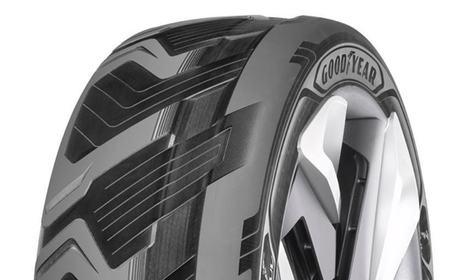 El neumático que genera energía | Tics Beta | Scoop.it