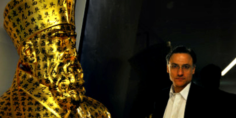 From Le Marche the most international sculptor of Italy | Le Marche another Italy | Scoop.it