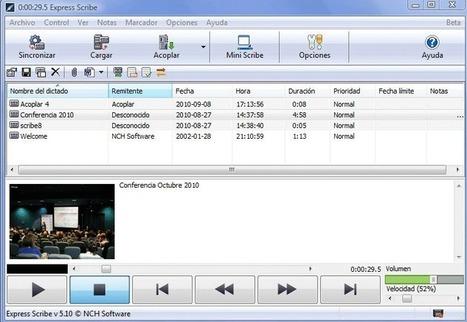 Herramientas para transcribir audio a textos - Neoteo | El rincón de mferna | Scoop.it