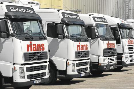 Rians réduit ses coûts de transport | aziza | Scoop.it