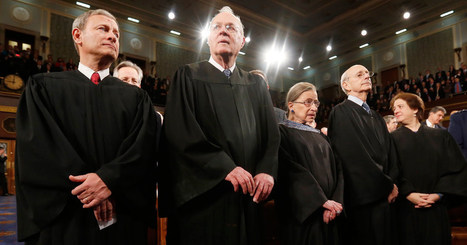 Supreme Court Defends Wealthy's Right to Own Government | Gov and Law, Jacob Ostreng | Scoop.it