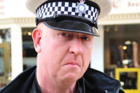 Cop faces sack amid claims he said black people from London 'lying b*******' | Police Problems and Policy | Scoop.it
