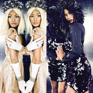 Chanel Iman Is the New Face of Forever 21's Holiday Campaign - E! Online | culture traits | Scoop.it