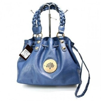 Most Wanted Mulberry Women Daria Drawstring Leathers Tote Bag Blue sale | Fashion Mulberry Handbags Hot Sale | Scoop.it