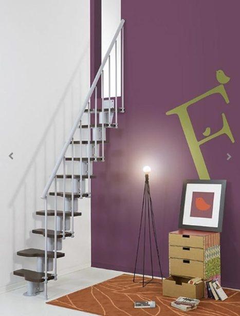 ¿Qué tipo de escalera elegir para el interior de la vivienda? | Mil Ideas de Decoración | Decoración de interiores | Scoop.it