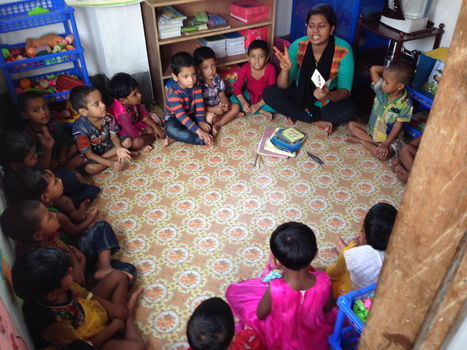 Unlocking Workplace Daycare for the Children of Garment Workers in Bangladesh | Stories of Ashoka Fellows | Scoop.it