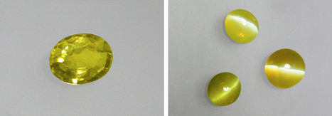 Chrysoberyl from the New England Placer Deposits | Geology | Scoop.it