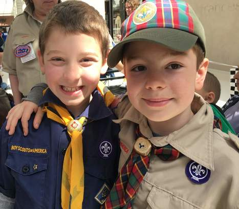 Two area boys to compete in Pinewood Derby World Championship   Boy Scouts of America   Scoop.it
