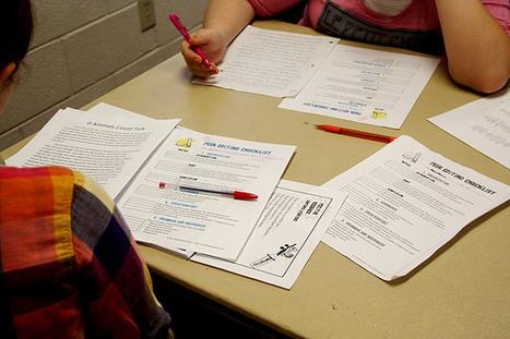 Teaching Writing with a Peer Editing Co-op — Jimmie's Collage | Homeschool | Scoop.it