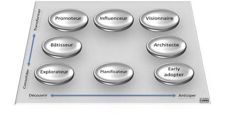 Gouvernance de l'information : Et vous, quel est votre profil ? | Mode Projet et conduite du changement | Scoop.it