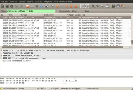 Uncovering Hidden SSIDs using Wireshark   IT security   Scoop.it