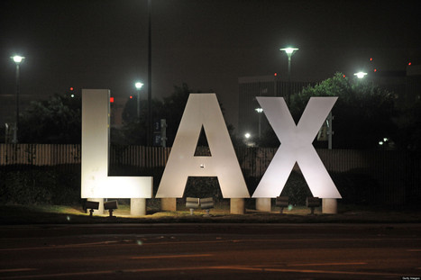 Sign At LAX Accidentally Declares Emergency | In Today's News of the Weird | Scoop.it