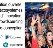 Innovation ouverte,  écosystèmes d'innovation,  crowdsourcing et co-conception. | Vers la co-conception par les usages | Scoop.it