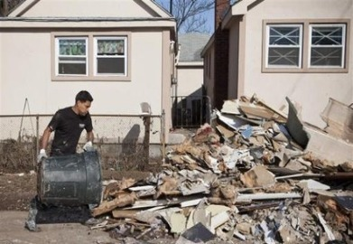 Climate change 'new normal,' lessons from Sandy - UN chief - AlertNet | general geography | Scoop.it
