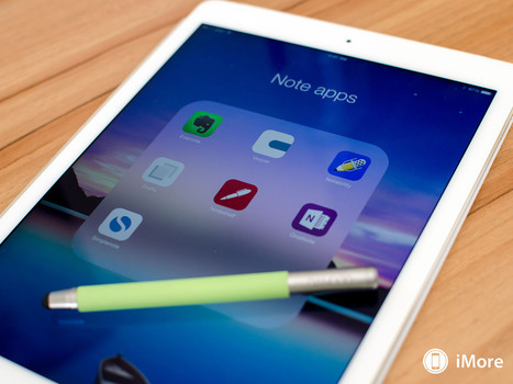 Best note apps for iPad | School Leaders on iPads & Tablets | Scoop.it