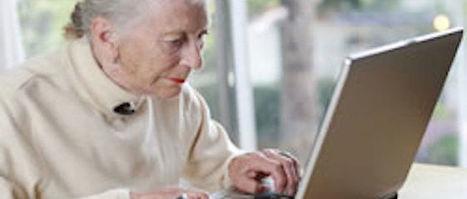 Seniors et inactifs omniprésents sur les réseaux sociaux | Seniors | Scoop.it