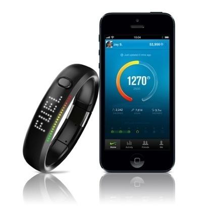Le bracelet de Nike se rapproche de l'Europe | Nike diagnostic | Scoop.it