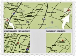 Easy access roads around the COTA- Know exactly which routes you will use to access your Formula 1 Austin Texas Venue!   Formula 1 Deals   Scoop.it