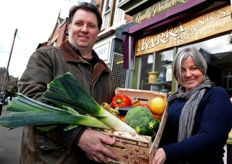 Business booms as Sheffield greengrocers nominated for national award | OrganicNews | Scoop.it
