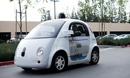 Google computers qualify as drivers in automated cars, US government says | Global Brain | Scoop.it