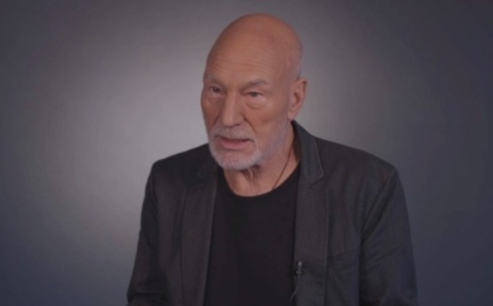 Patrick Stewart's new movie made him feel 'so unsafe' that it became his next ... - Entertainment Weekly | Machinimania | Scoop.it