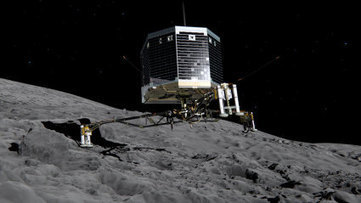 Philae: A proof of concept for cometary landing | Robots in Higher Education | Scoop.it