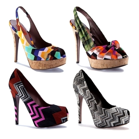 Missoni Spring/Summer 2011 Shoes | Havaianas | Scoop.it