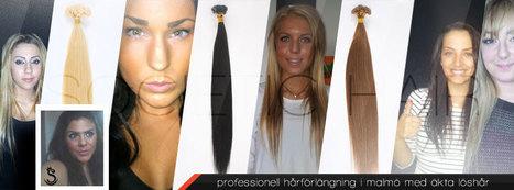 Hårförlängning i Malmö hos Societic Hair med Pelin   Beautiful Design Websites   Scoop.it