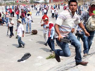 Gobernador de Morelos alerta sobre la presencia de guerrilla en CETEG :: El Informador | Daño en propiedad ajena | Scoop.it