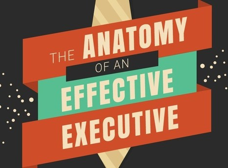 The Anatomy of an Effective Executive - People Development Network | MILE Leadership | Scoop.it