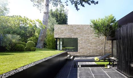 [déco] Les plaques de parement en pierre pour une illusion parfaite | Immobilier | Scoop.it
