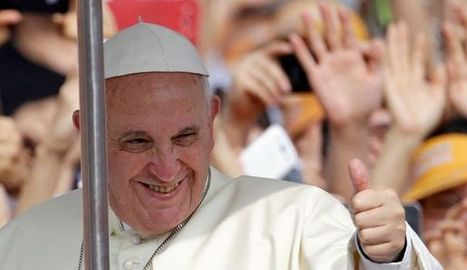 Les 4 secrets du leadership du pape François - L'Express   lean management   Scoop.it