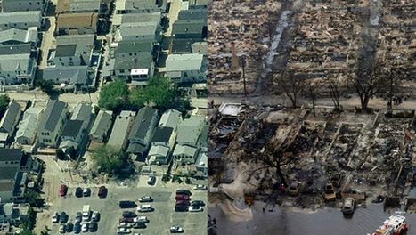 Before-and-after views of Sandy destructionPictures   Prozac Moments   Scoop.it