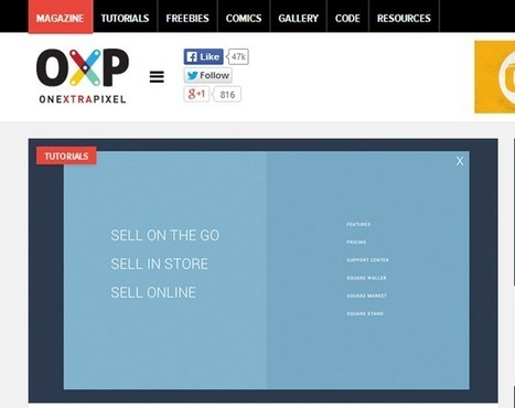 15 Web Design Blogs To Keep as References | The Web Design Guide and Showcase | Scoop.it
